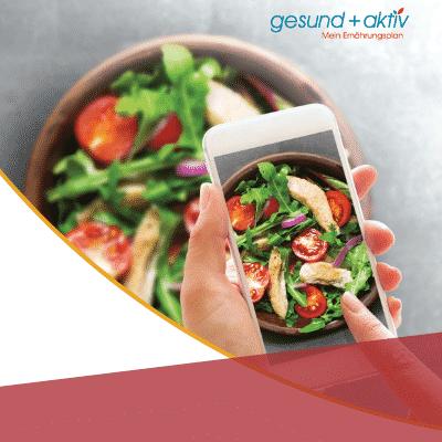 Ernährungsplan gesund & aktiv