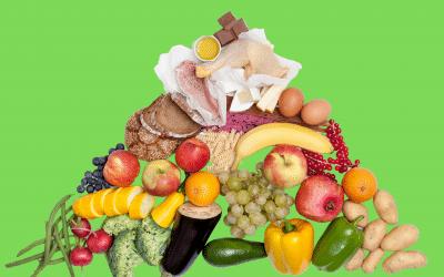 Nahrungsmittel vs. Lebensmittel