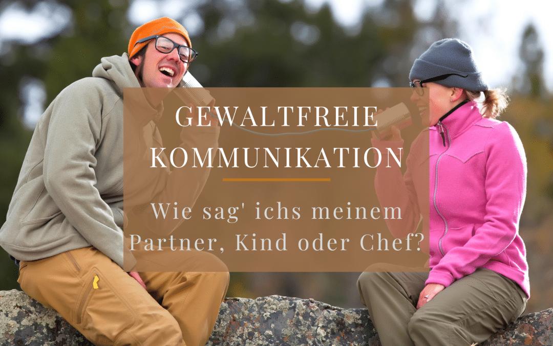 Bessere Beziehungen? Das kannst du dafür tun – Gewaltfreie Kommunikation mit Dorothee Schneider